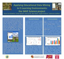 Poster presented at the 2012 AERA Annual Meeting